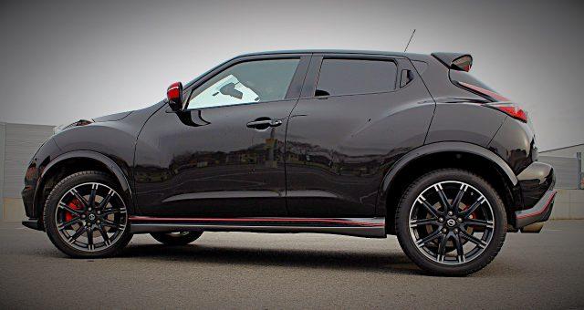 Ds 3 pr t conduire for Nissan juke schwarz rot