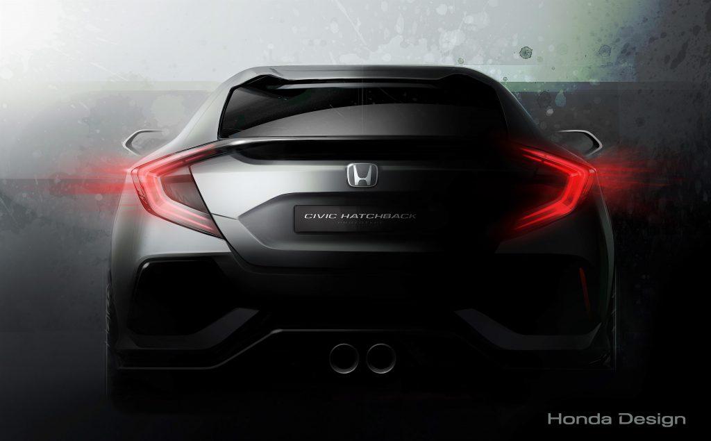 autofrau_hinda_Civic Hatchback Prototype