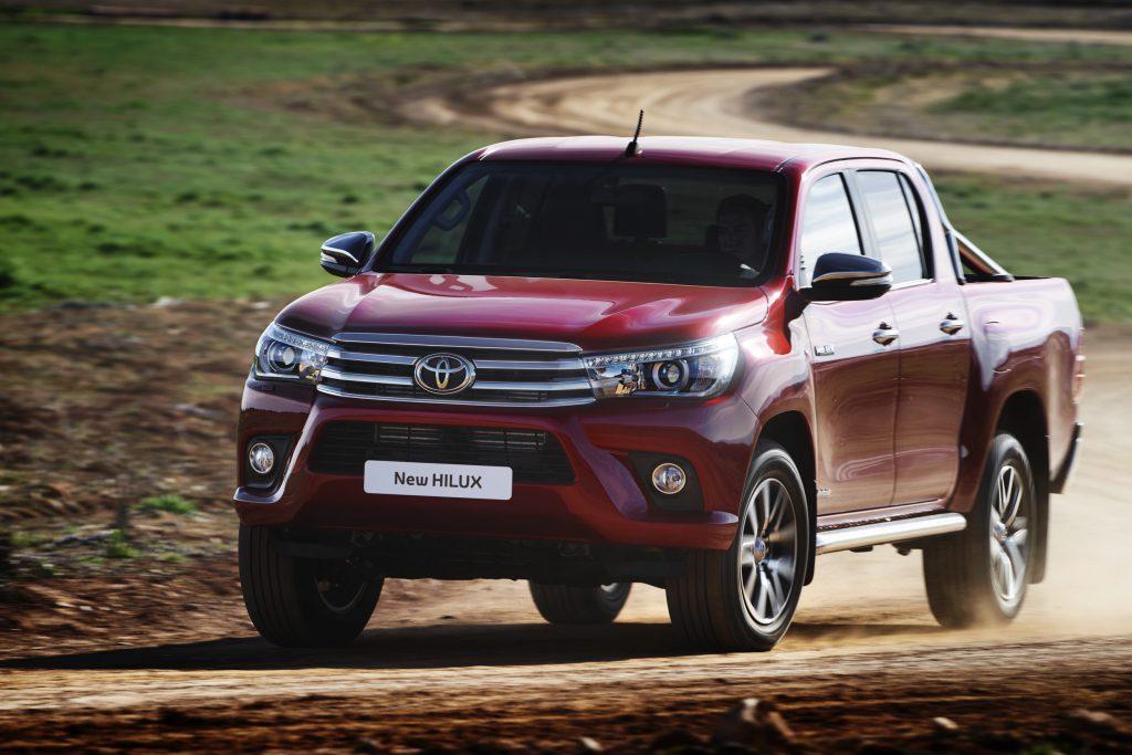 autofrau_Toyota Hilux