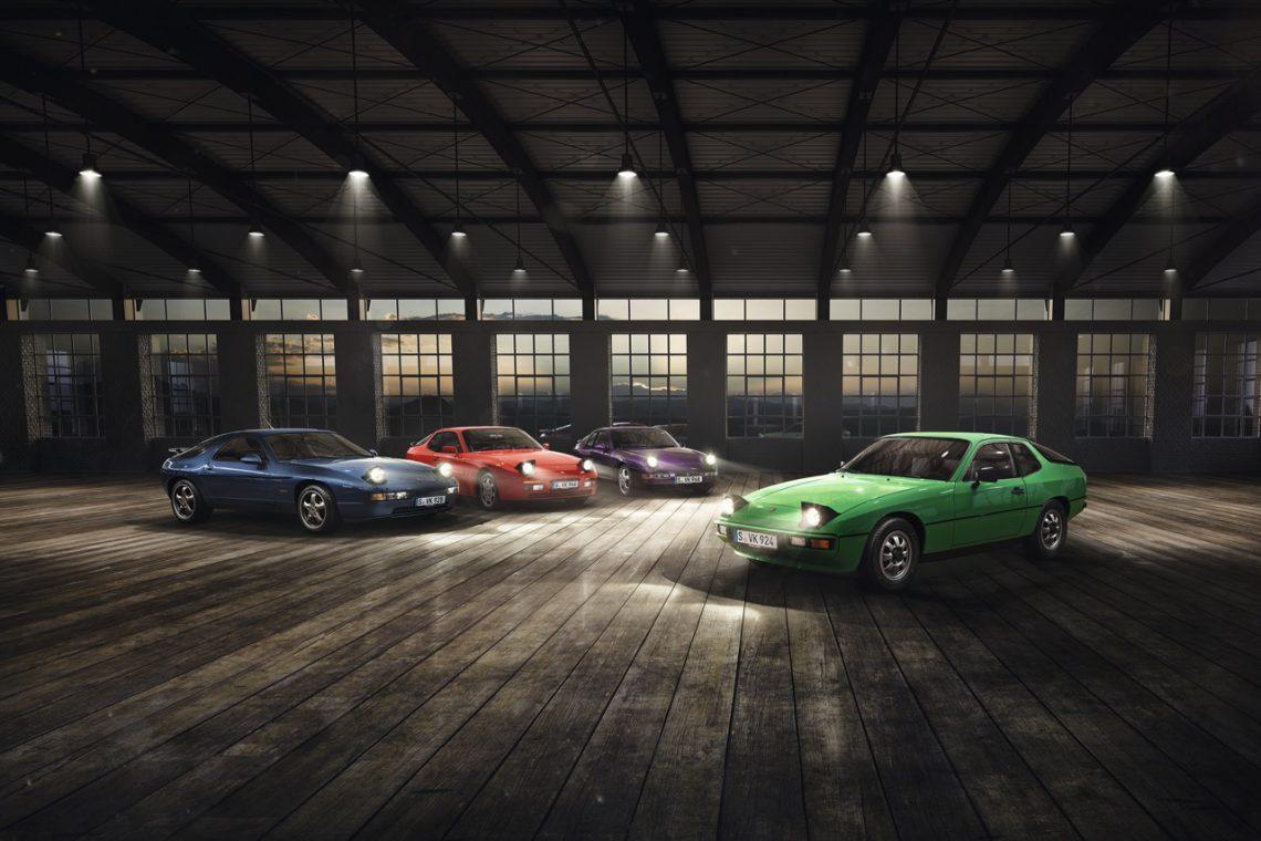 Porsche Classic feiert wieder! - Autofrau.at