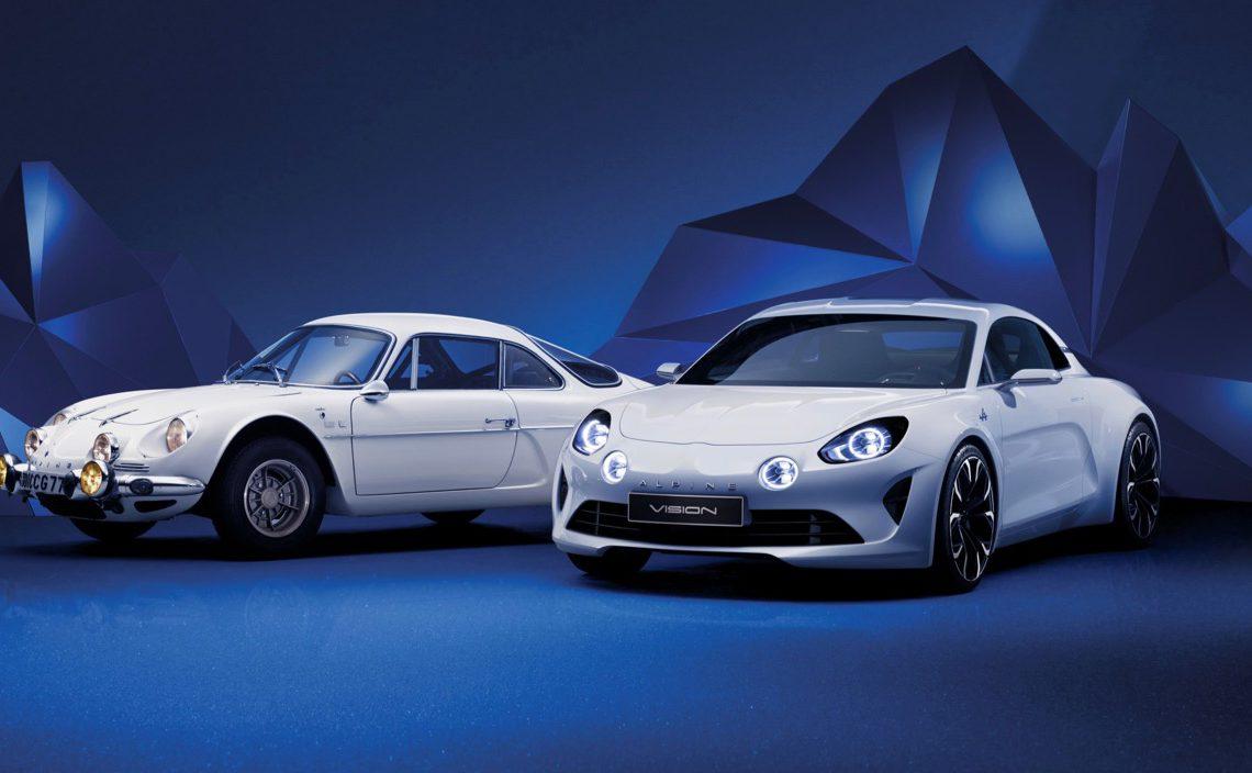 Alpine: Altes und Neues in Paris - Autofrau.at