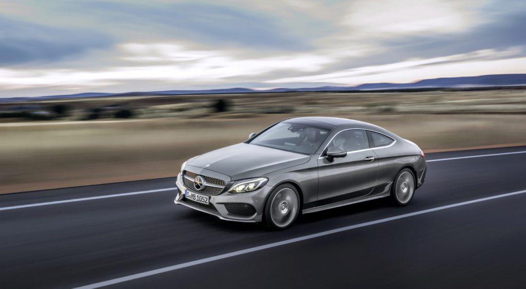 Mercedes-Benz C-KlasseCoupe2015