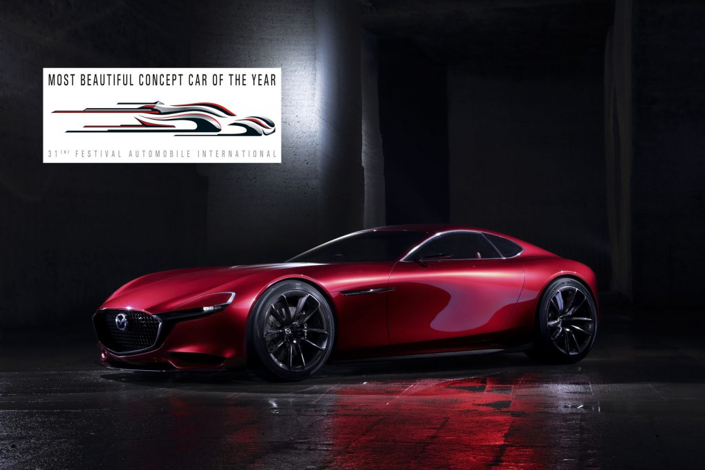 Mazda RX-Vision_Concept of the year