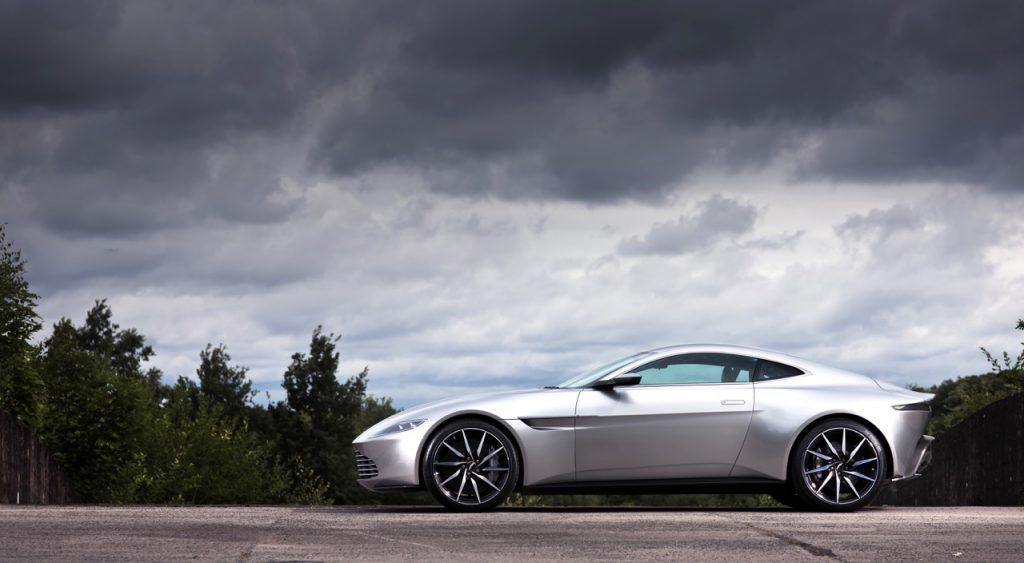 autofrau_Aston Martin Aston Martin DB10July 2015. Photo: Drew Gibson
