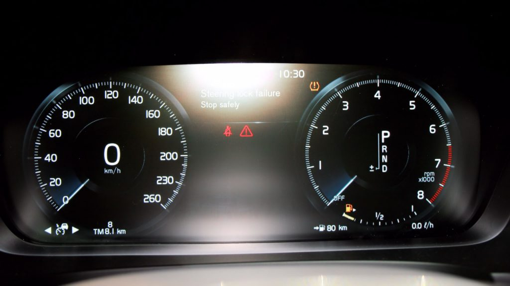 Das teilautonome Fahren in Kombination mit den Sicherheitsassistenzsystemen bringt Volvo seinem großen Ziel jedenfalls …