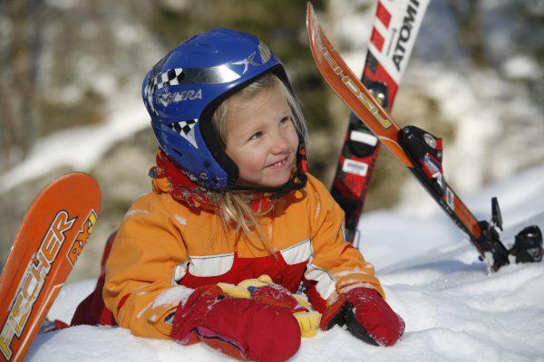 kind-skifahren